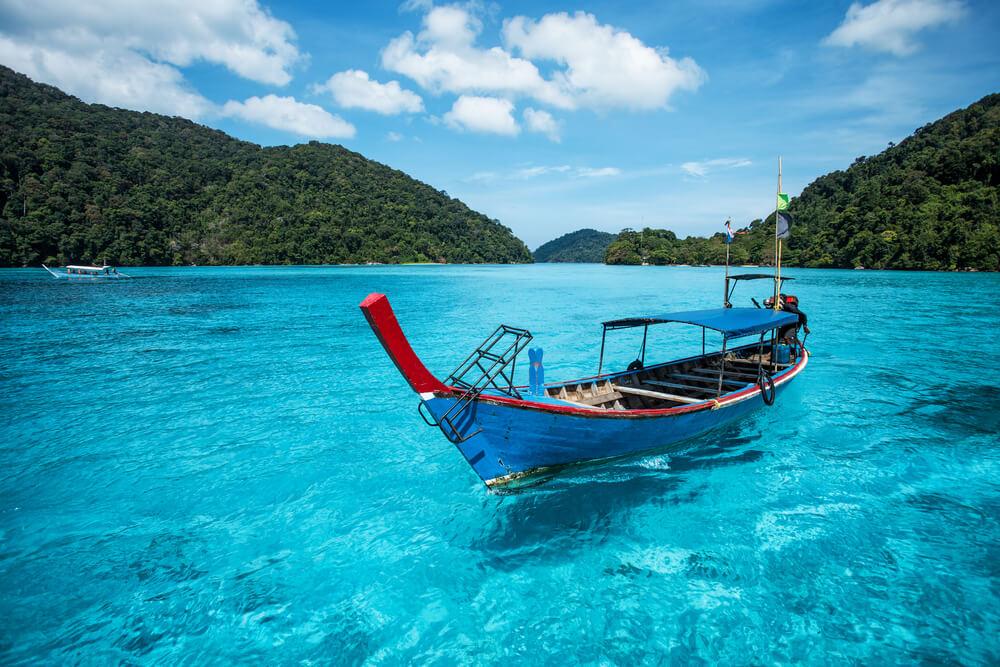 bangkok thailand surin island