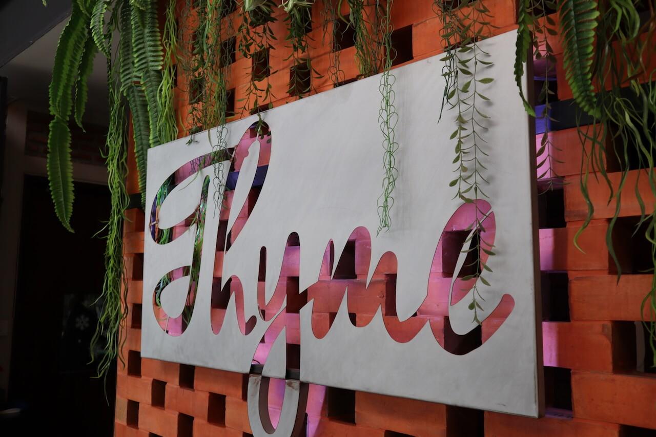 thyme eatery & bar_バンコク_チョンノンシー