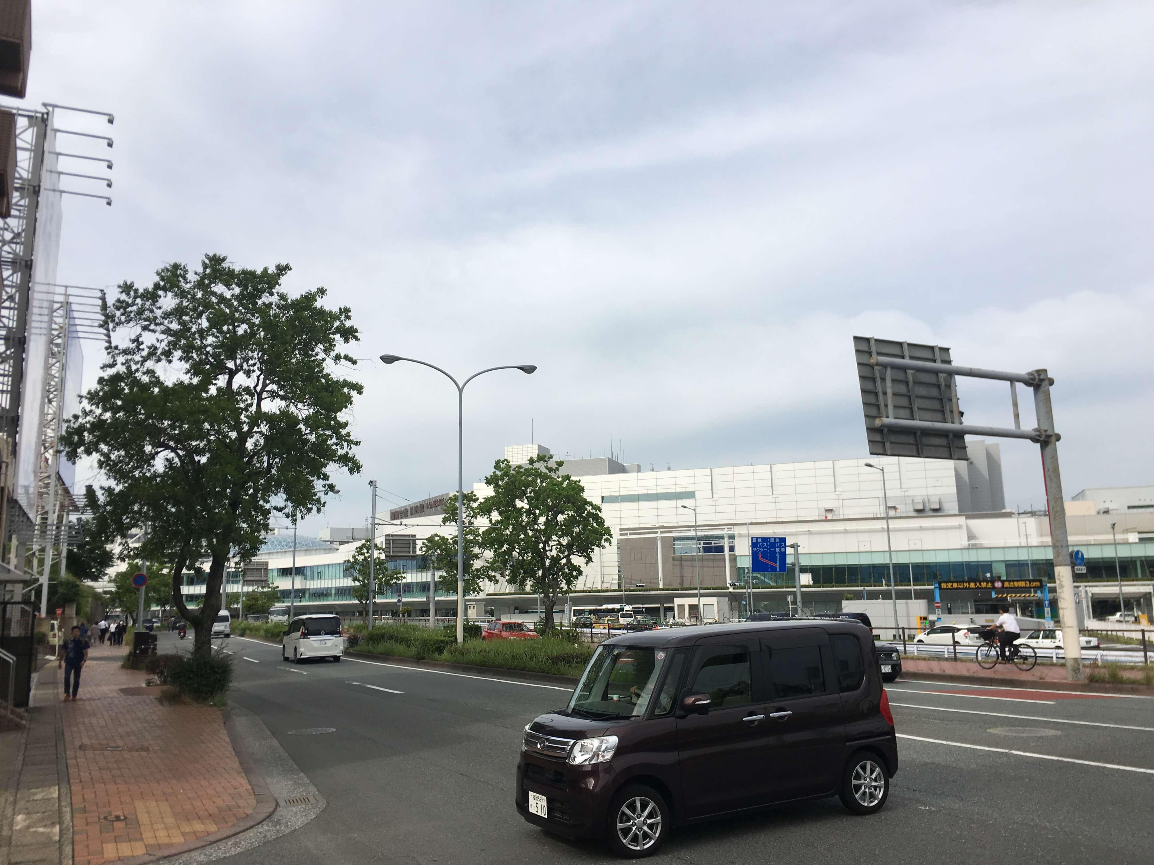 福岡空港 徒歩5分 宿01
