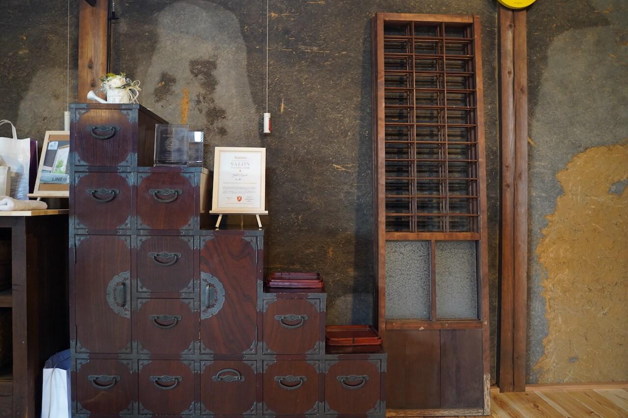 古民家レンタルスペース 泉の家 家具