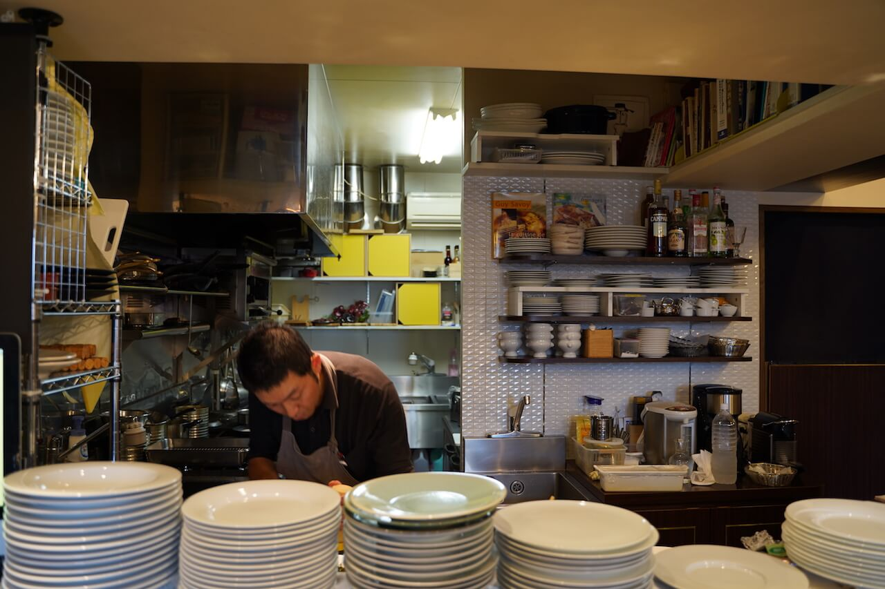 伊万里 フランス料理 ブイヨン キッチン
