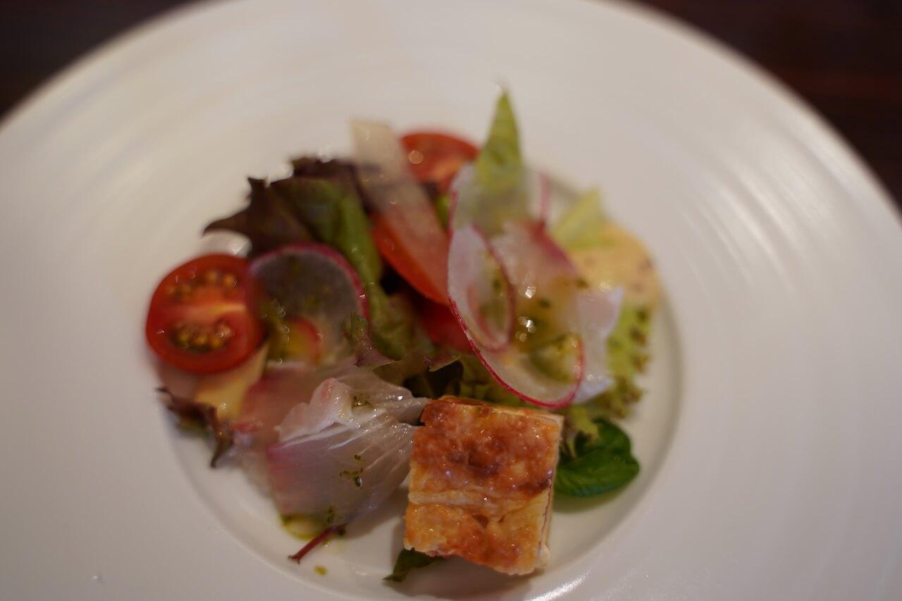 伊万里 フランス料理 ブイヨン ランチ オードブル