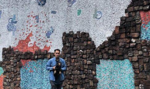 鍋島藩窯公園 インスタ映え 壁