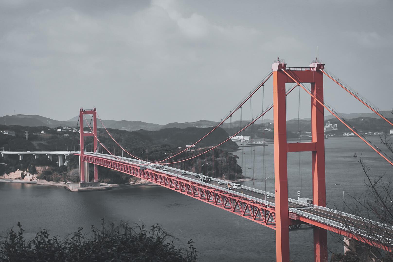 平戸大橋 ホテル彩陽