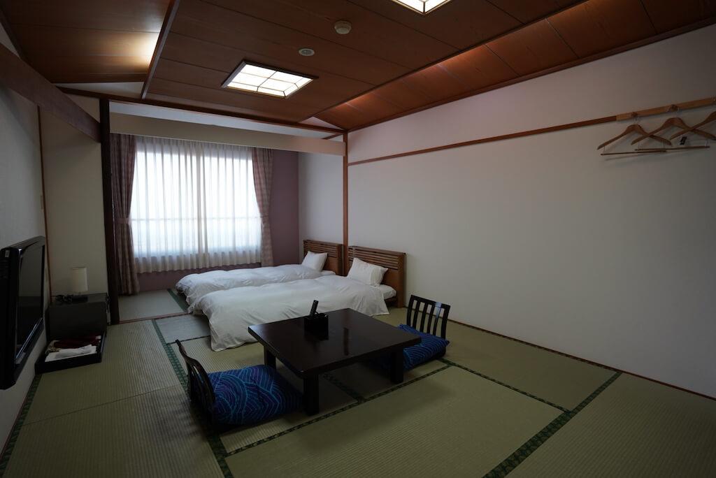 平戸 おすすめホテル ホテル彩陽 部屋