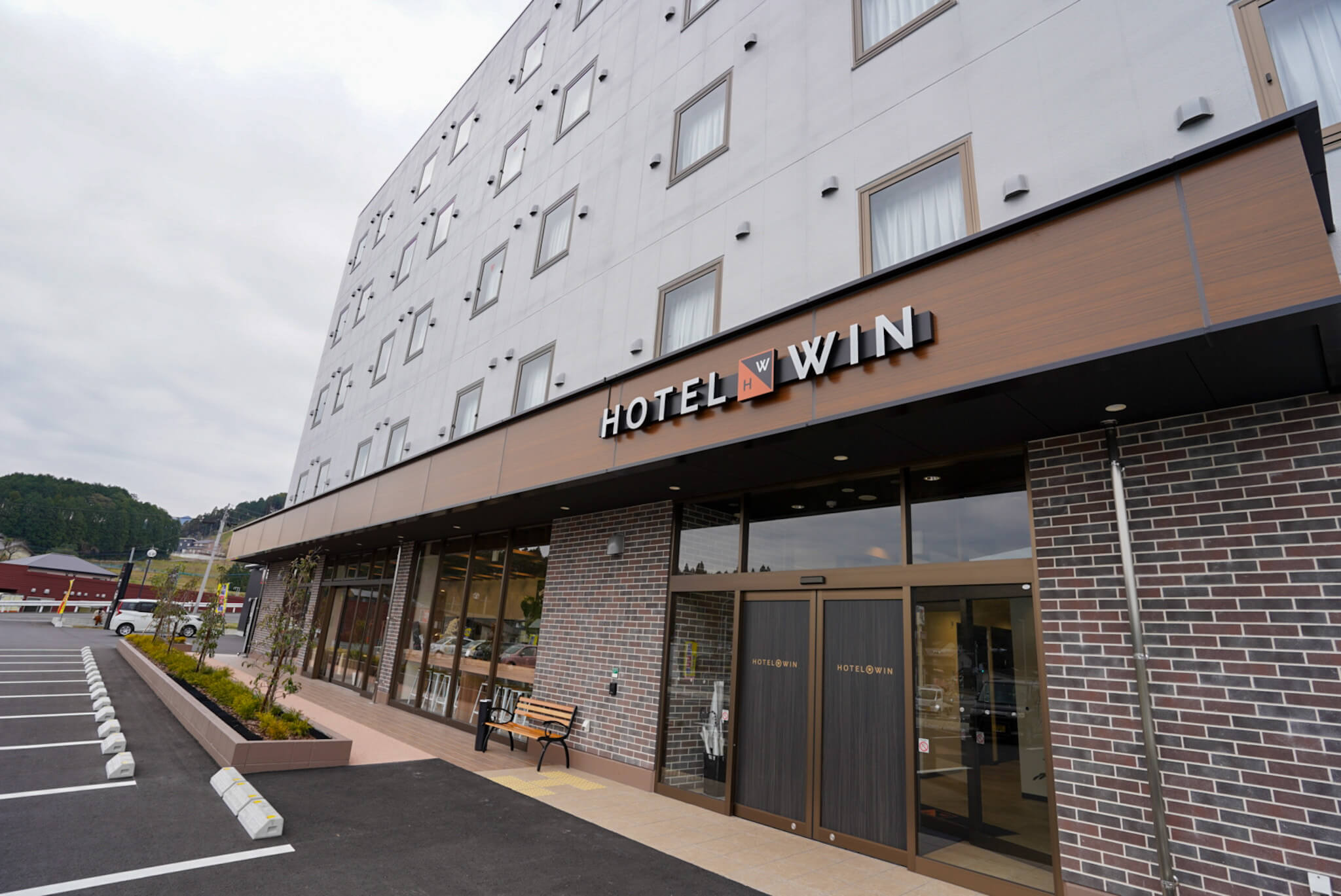 Hotel Win 外観